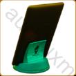 AURALUX türkiz e-book tartó kőrisfából