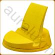 AURALUX sárga asztali tablettartó kőrisfából