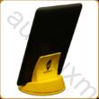 AURALUX sárga e-book tartó kőrisfából