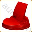 AURALUX piros e-book tartó kőrisfából
