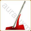Asztali mobiltartó pirosra színezett kőrisfából