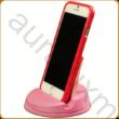 Pink asztali telefontartó