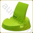AURALUX zöld asztali tablettartó kőrisfából