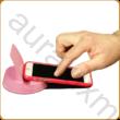 Pink telfon állvány